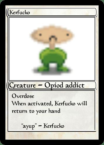 Kerfcard