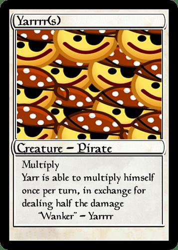 yarrcard