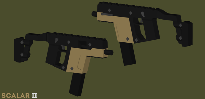 Unturned II Scalar / Kriss Vector - General Discussion - SDG Forum