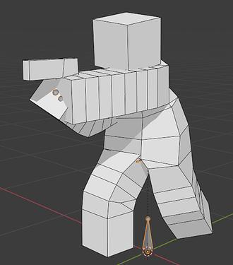 25 - Gun Pose 2