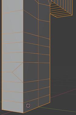 4 - Geometry for nice knee bending