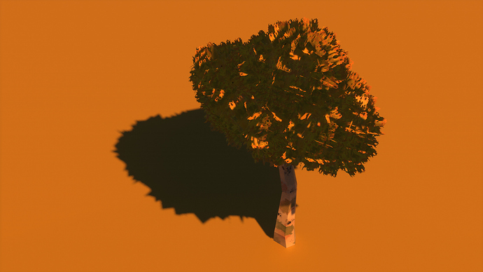TreeRenderFront