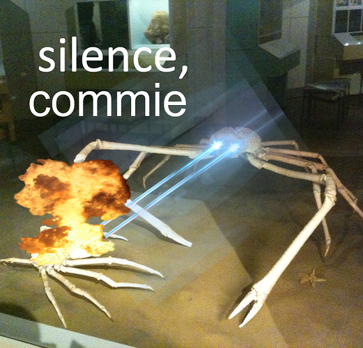 silencecommie