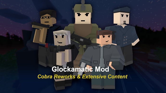 GlockamaticPoster