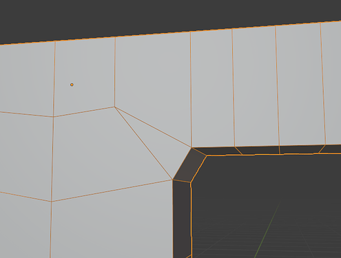 3 - Geometry for nice shoulder bending
