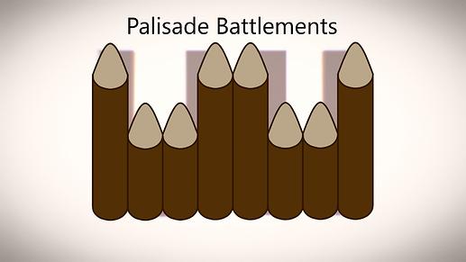 Palisade Battlement