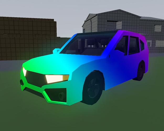 Rainbow hatch