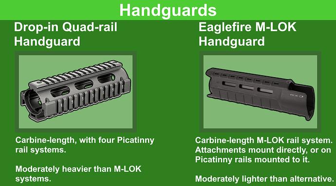 Handguards