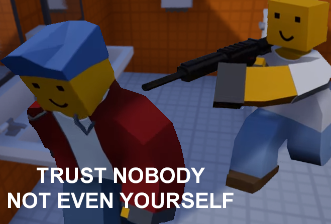 I Made A 4 0 Meme Template Community Lounge Sdg Forum Trust nobody, not even yourself. i made a 4 0 meme template community