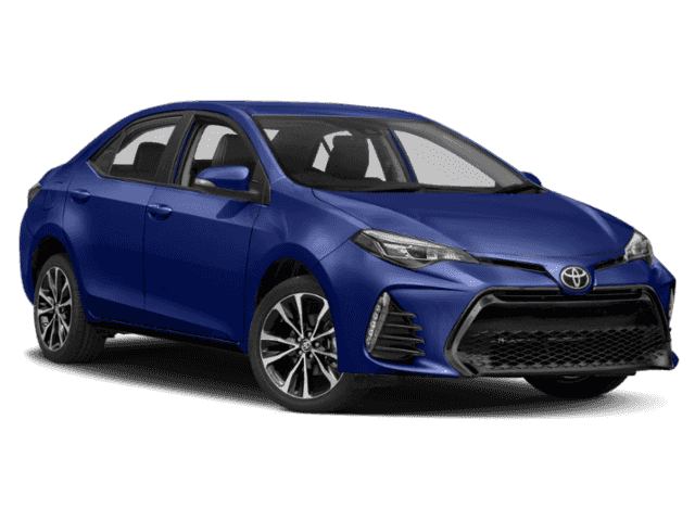 The Unturned II can look like 2019 Toyota Corolla SE CVT - General