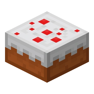 minecwaft cake