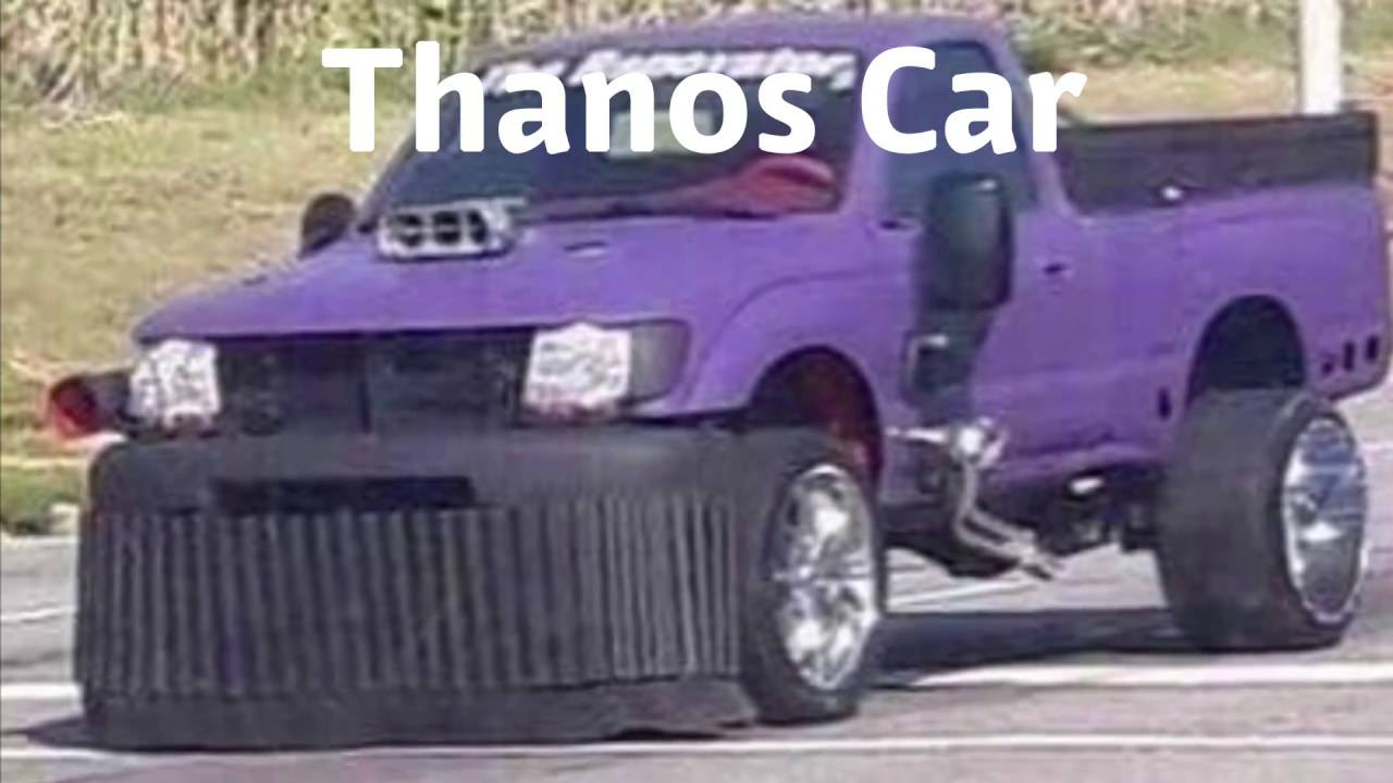 Image result for Thanos Car