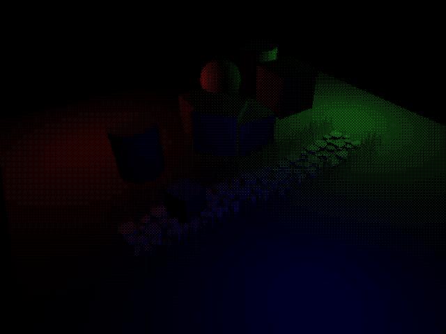 像素图形实验第二部分